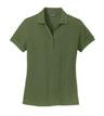 EB101 - Ladies' Cotton Pique Polo