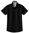 L508A - Ladies' Short Sleeve Easy Care Shirt